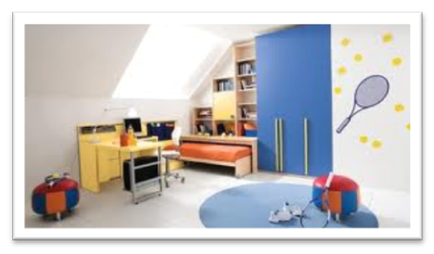 Room Designs for Kids, Decorating and Design, Decor School